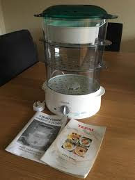 steamer cuisine tefal steamer cuisine home and family buy and sell in the uk