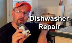 how to repair a dishwasher that does not fill with water youtube