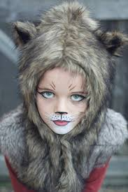 simple cat makeup halloween like the forehead lines although i u0027m sure it looks cuter on the