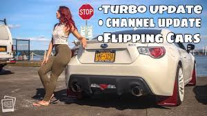 turbo lexus flips flipping cars turbo update channel update get to know me