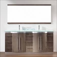 bathroom amazing white vanity modern double vanity white double