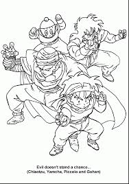 incredible dragon ball coloring pages with dbz coloring pages