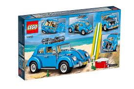 subaru lego new lego volkswagen beetle set is 1 167 bricks worth of chill