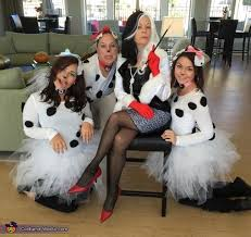 Dalmatian Costume 101 Dalmatians Halloween Costume Contest At Costume Works Com