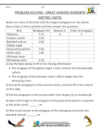 Resume Sample Questions by 4th Grade Math Problem Solving Questions About Resume Sample With