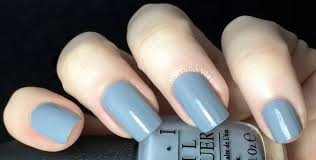 opi 50 shades of grey collection swatch u0026 review nail polish