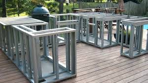 how to build a outdoor kitchen island fresh build outdoor kitchen frame for outdoor kitche 10657