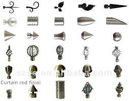 Curtain Rod Finials Lowes Look At This Curtain Rods With Finials Finial Gold Curtain