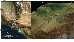 Usgs Real Time Earthquake Map Major Earthquake Could Be Overdue On San Andreas Fault North Of
