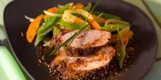 cuisiner un filet mignon de porc filet mignon de porc en robe d épices facile et pas cher