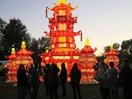 China Lights display brightens Boerner Botanical Gardens Milwaukee Journal Sentinel