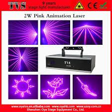most powerful laser light show equipment dj led light us 6rs 2w dj