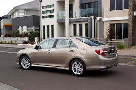 toyota camry price in saudi arabia 2012 toyota camry arrives in australia automotorblog