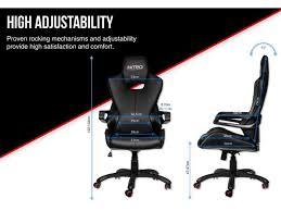 Race Car Office Chair Black Carbon Race Series Gaming Office Chair Soft Pu Leather Cover