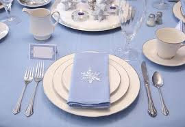 place settings 44 terrific table setting ideas for dinner holidays 2018
