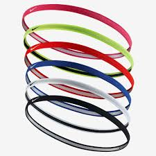 basketball headbands nike swoosh kids headbands 6 pack nike