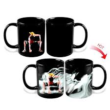 Coffee Magic one monkey d luffy mug cup magic ceramic coffee cups cold