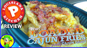 popeyes loaded cajun fries review