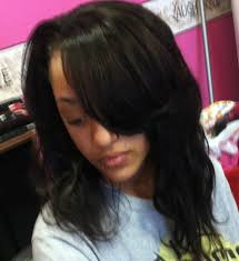 teen sew in face 2 face weave u0026 beauty lounge pinterest teen