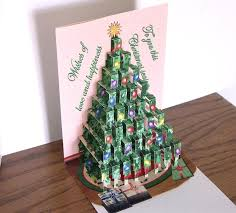 Tree Pop Up Template Tree Pop Up Card Template