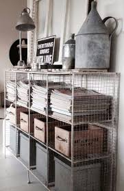 Industrial Looking Bookshelves by Best 25 Industrial Storage Ideas Only On Pinterest Industrial