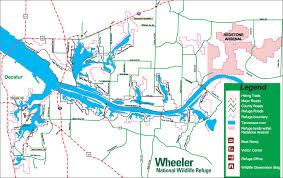 Ohio Public Hunting Land Maps by Wheeler National Wildlife Refuge Alabama National Wildlife Refuges