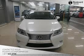 lexus minivan 2014 2014 lexus es 350 premium 27 995 québec boulevard lexus