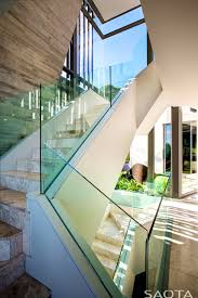 Modern Stairs Design Indoor with Bathroom Wonderful Concrete Walls Stairs And Modern Stair Design