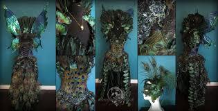 Peacock Costume Halloween Darkstar Peacock Fairy Firefly Path Custom Costumes Firefly