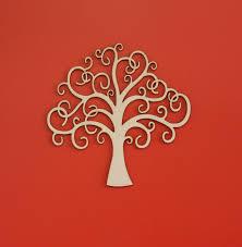 laser cut mdf craft trees archives laser cut crafts