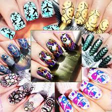 amazon com cici u0026sisi nail stamping new persian green stamping