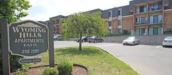 wyoming hills apartments in dayton oh