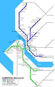 new england central railroad map urbanrail net europe uk england liverpool merseyrail