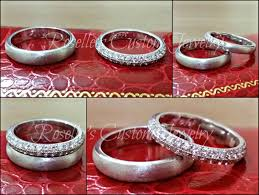 wedding ring manila eternity rings philippines custom handmade