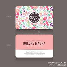tarjeta de visita diseo diseño de tarjeta de presentación lindo de la tarjeta de visita del