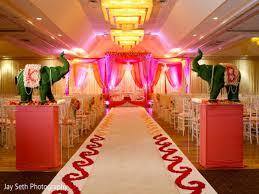 indian wedding decorators in nj mahwah nj indian wedding by seth photography maharani