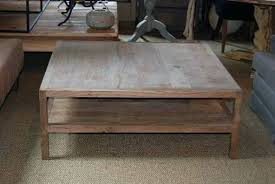 Wood Coffee Table With Storage Large Square Coffee Table Large Square Coffee Tables Square Coffee