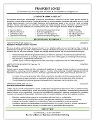 Summary Resume Examples by Resume Samples Resume 555