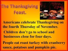 thanksgiving day zoya arutuynyan