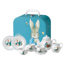 wedgewood rabbit rabbit children s tea set wedgwood us