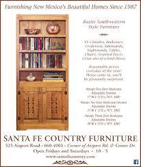 santa fe country furniture home