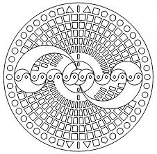 pictures geometric color pages 31 on seasonal colouring pages with