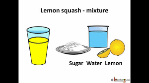 science separation and mixture english youtube