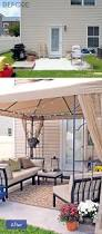 Patios And Decks For Small Backyards by Top 25 Best Small Covered Patio Ideas On Pinterest Cover Patio