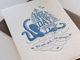 mitchell dent letterpress birthday cards paper crave
