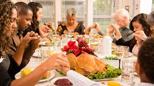 thanksgiving mealtime grace guideposts