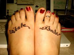 inhale exhale u2013 tattoo picture at checkoutmyink com