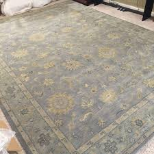 Pottery Barn Rugs New Pottery Barn Maren Persian Style Rug 9x12 Authentiic Nwt