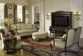 Formal Livingroom by Formal Living Room Furniture With Tv And Wal Lights Also Flower