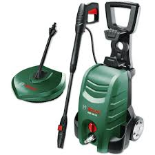 Cleaning Patio With Pressure Washer Bosch Aqt 35 12 Plus Pressure Washer With Patio Cleaner Pressure